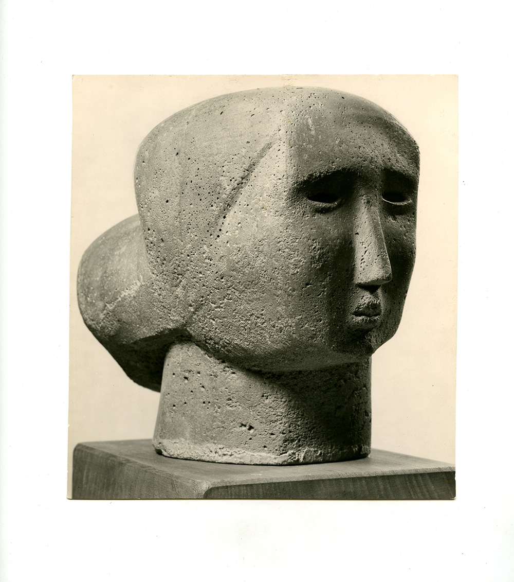 LH-36 Head of a Woman