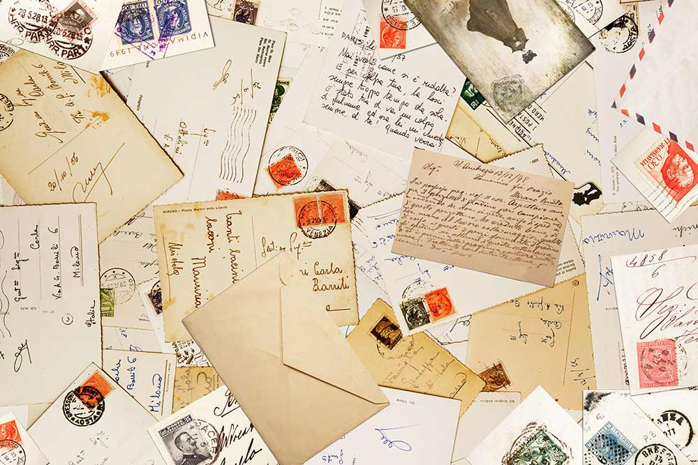 Stock image for letters to artists and writers