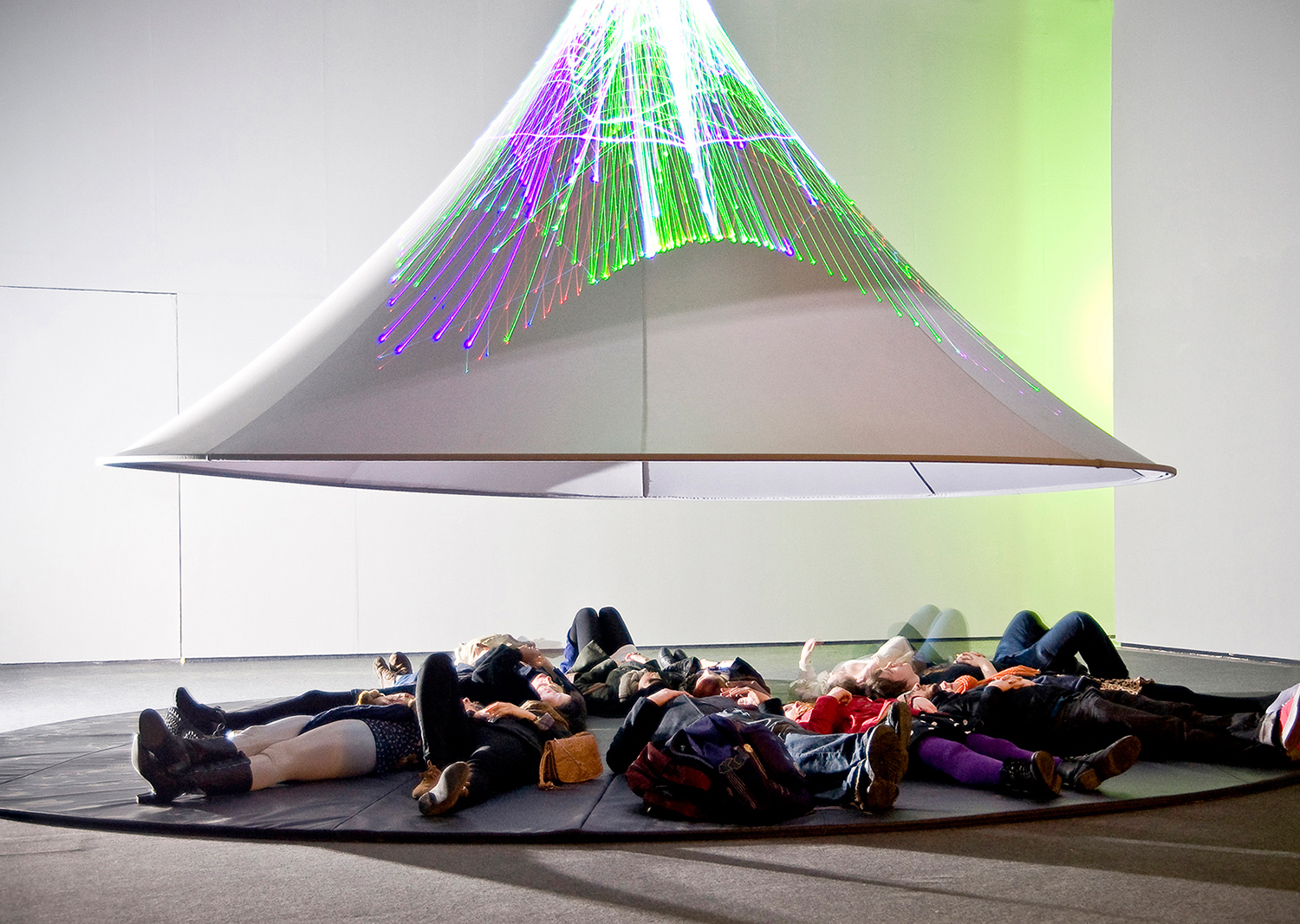 Nam June Paik in collaboration with Norman Ballard