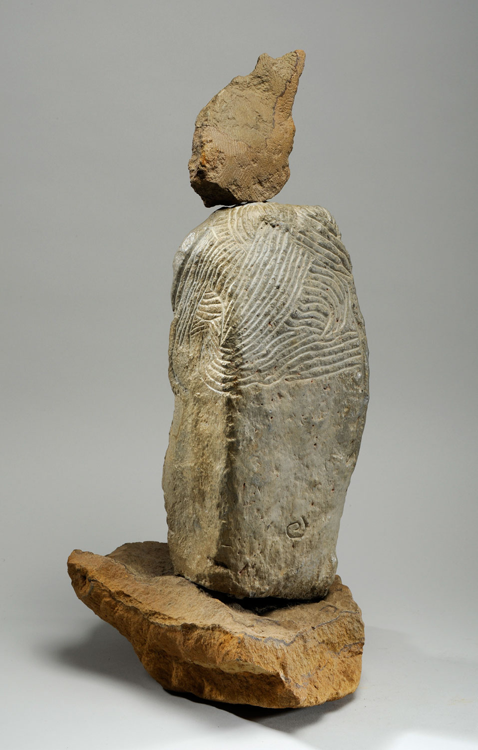 Barry Flanagan, 'Clay Figure' (1975)