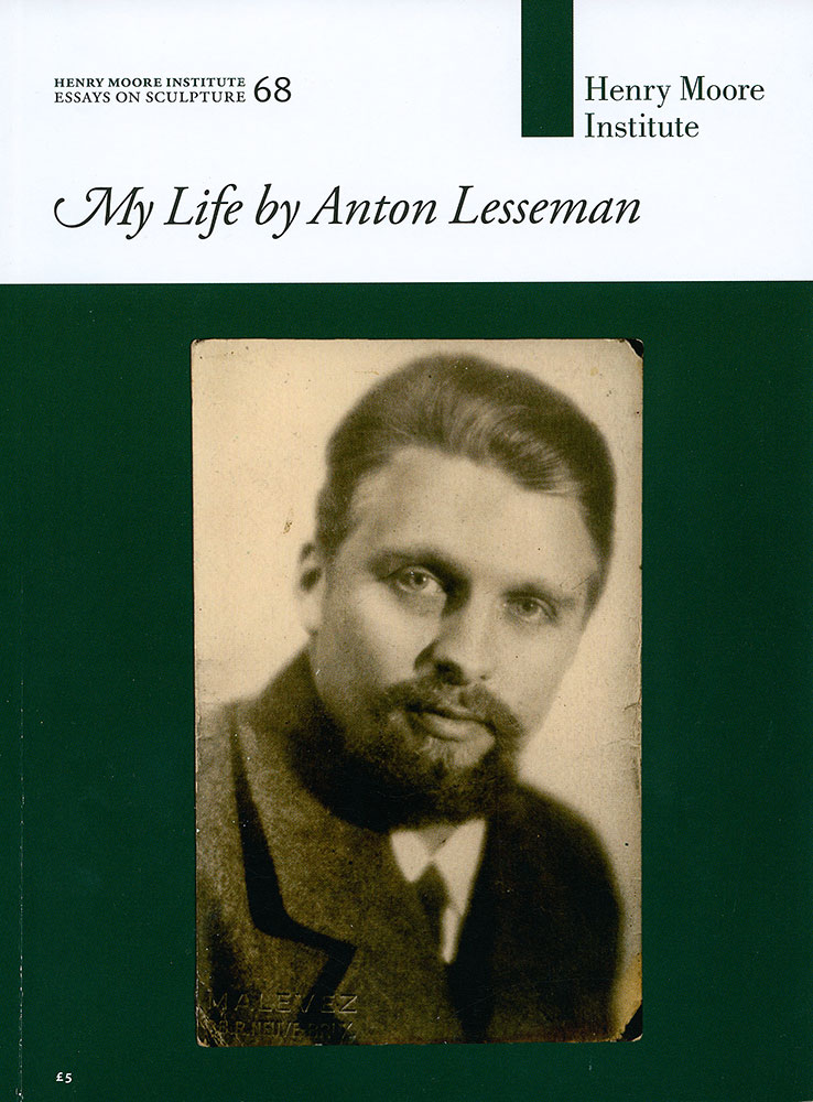 My Life by Anton Lesseman (No. 68)