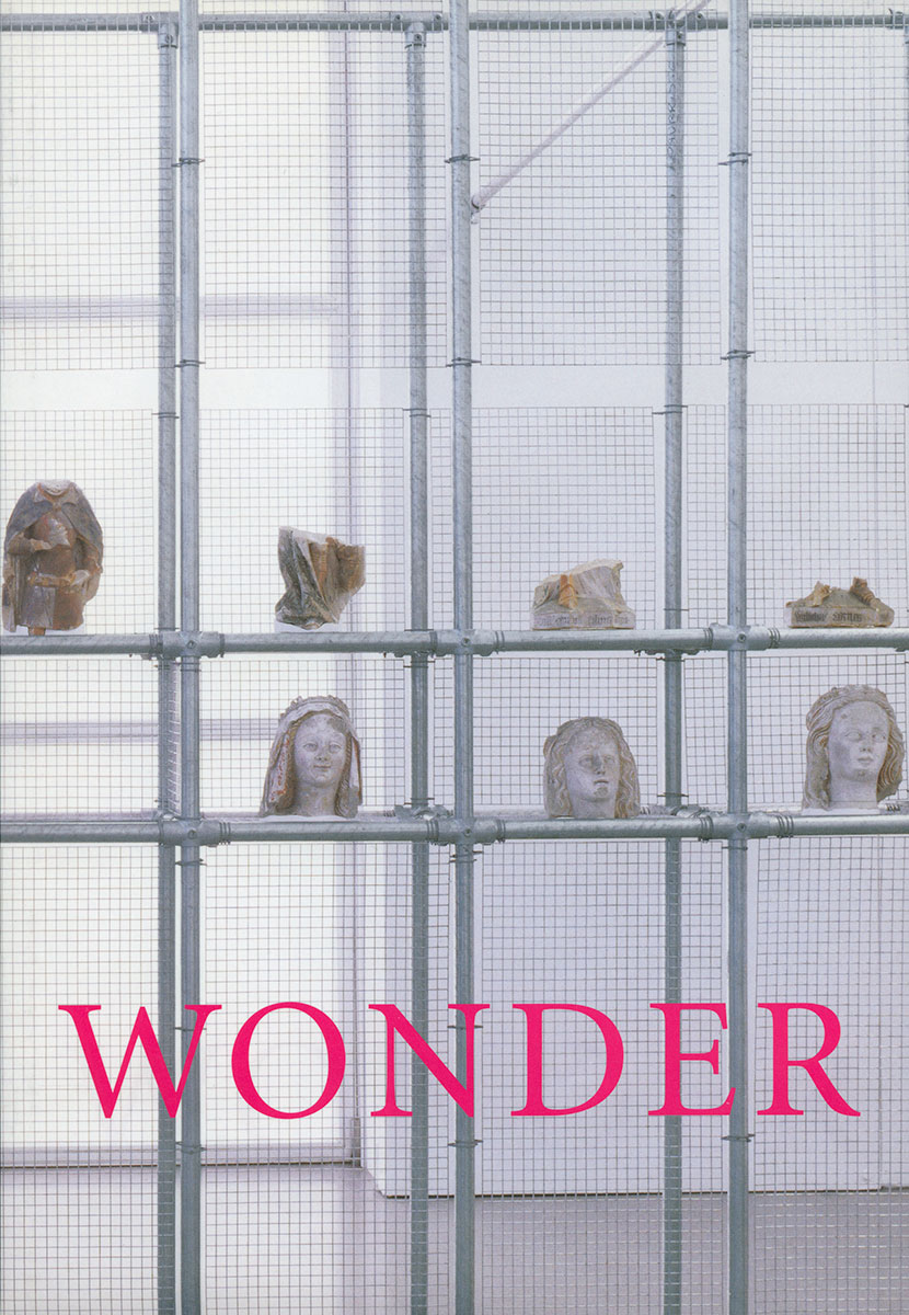 Wonder catalogue