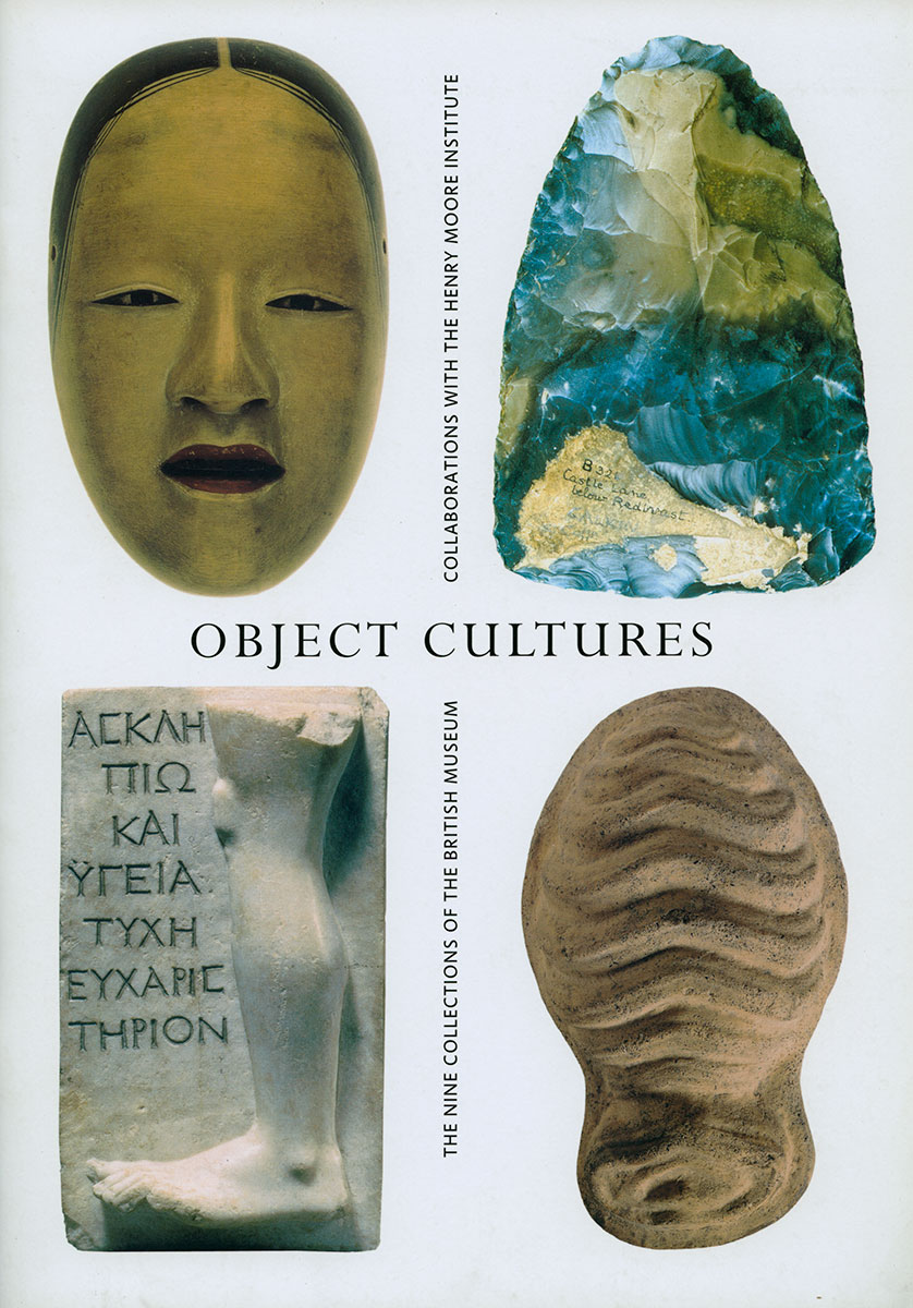 Object Cultures cover