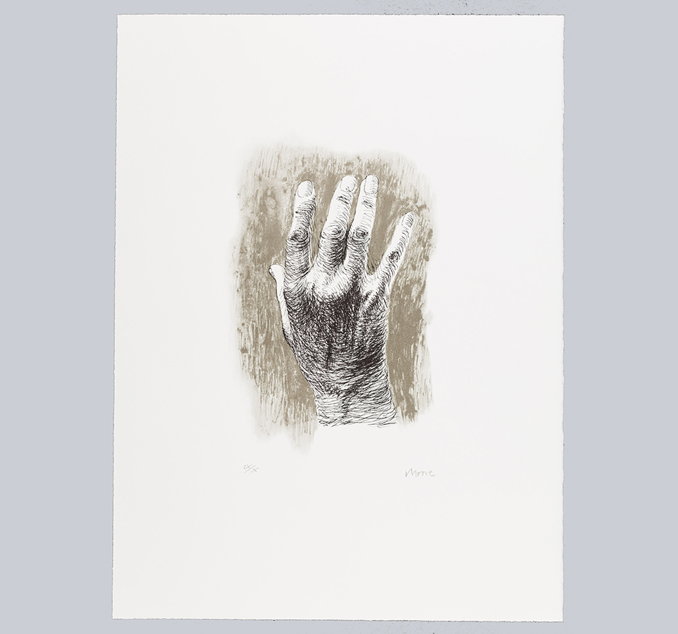 The Artist's Hand I