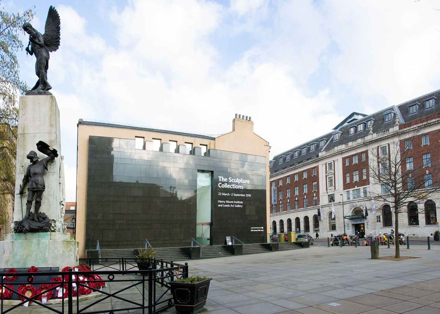 The Henry Moore Institute on Leeds Headrow