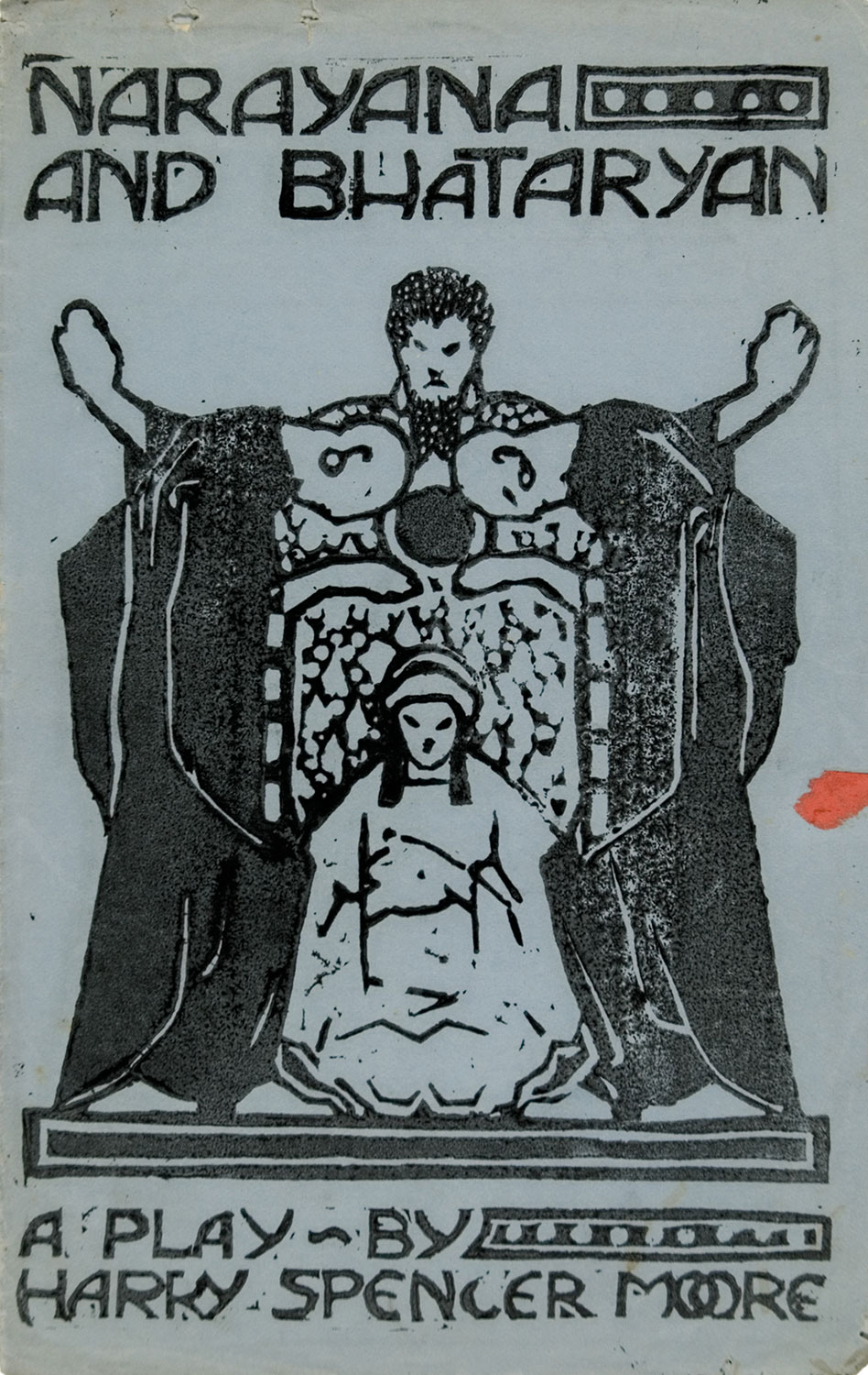 Henry Moore, Narayana and Bhataryan programme cover