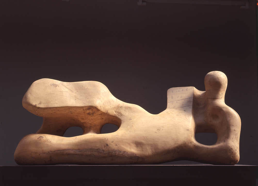 Henry Moore 'Reclining Figure' 1959-64