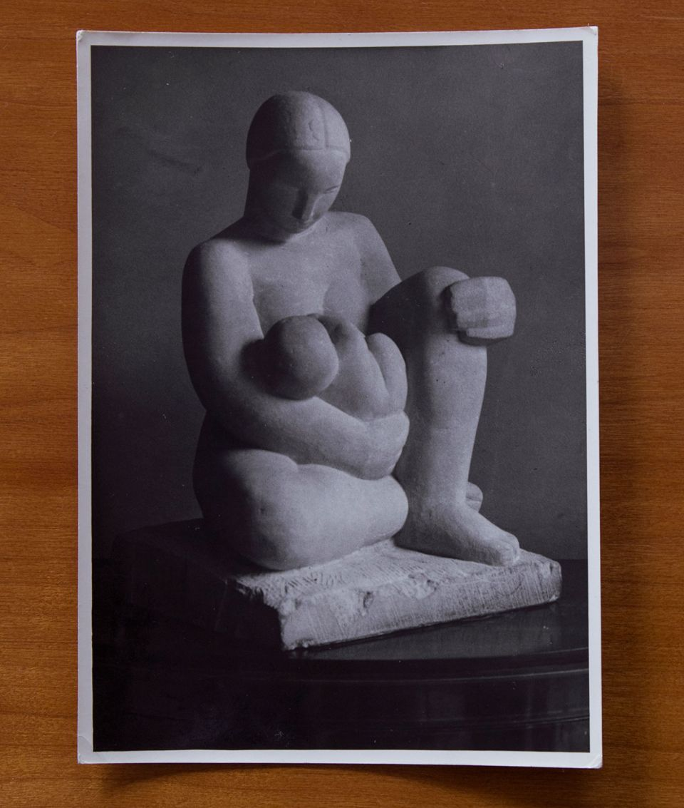 Photo of 'Mother and Child' (1936)