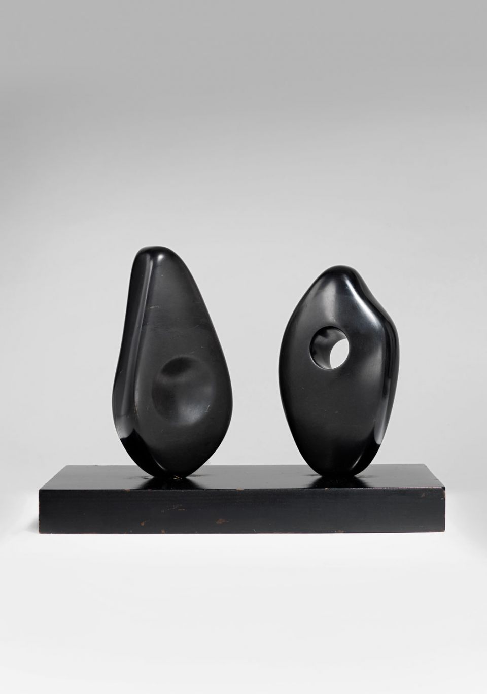 Barbara Hepworth 'Two Forms (Orkney)' (1967). Acquired by The Pier Arts Centre