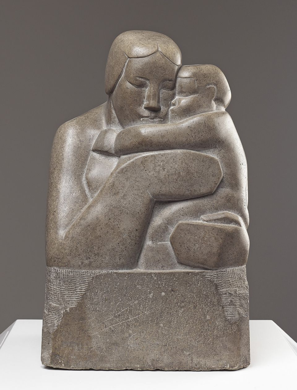 Barbara Hepworth Mother and Child 1927