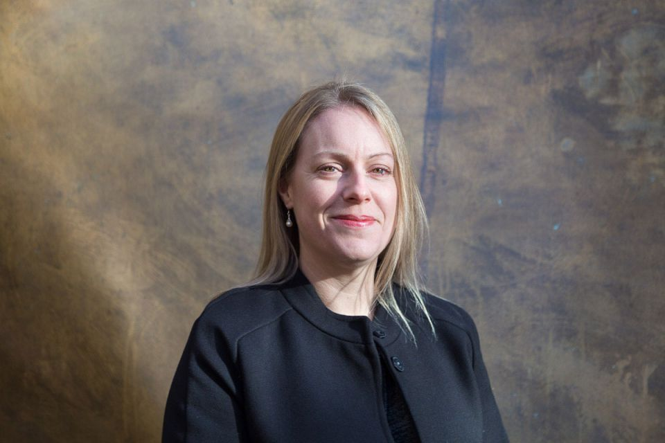 Clare Tomlinson, the Henry Moore Foundation's new Head of Enterprise