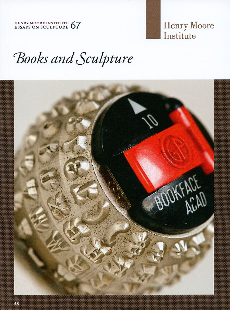 Books and Sculpture (No. 67)