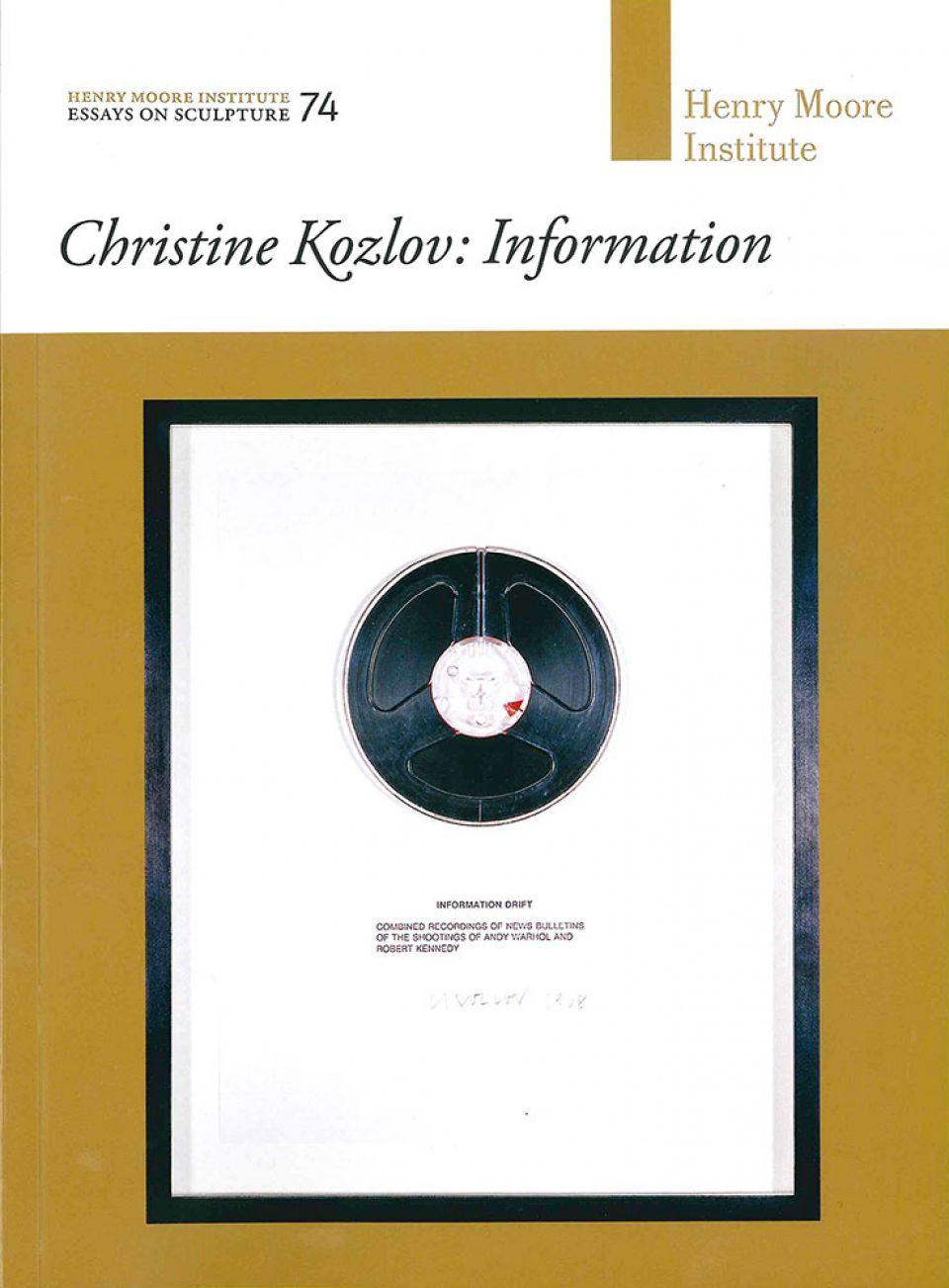 Christine Kozlov: Information (No. 74)