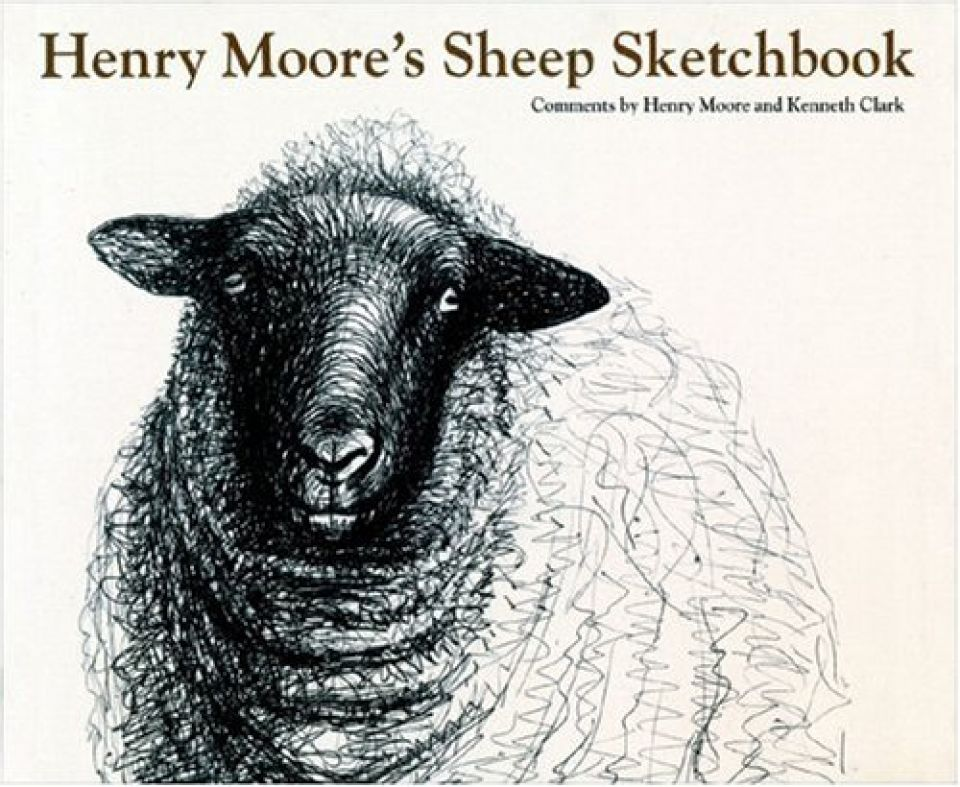 Moore's Sheep Sketchbook