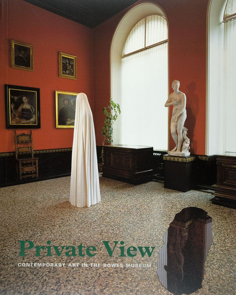 Private View catalogue