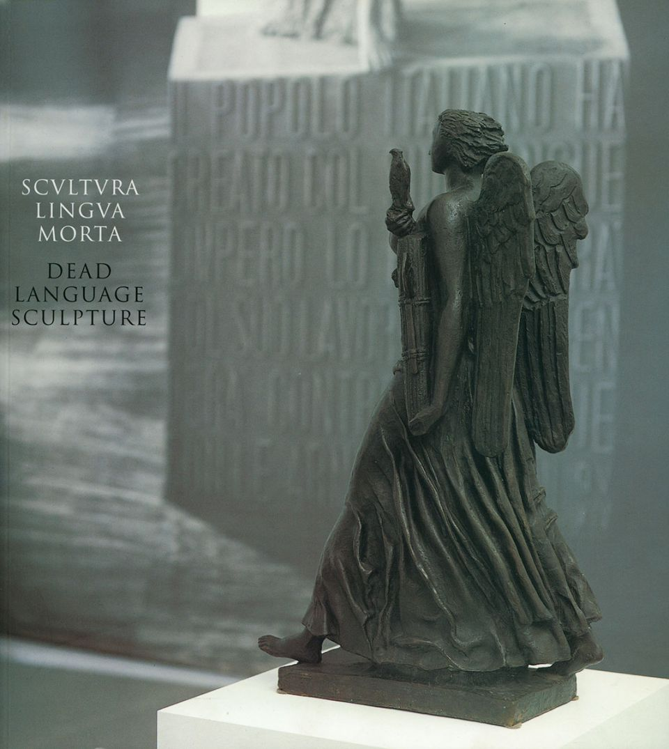 Scultura Lingua Morta catalogue