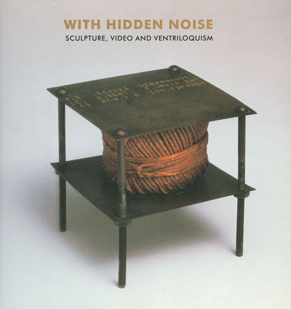 With Hidden Noise cover