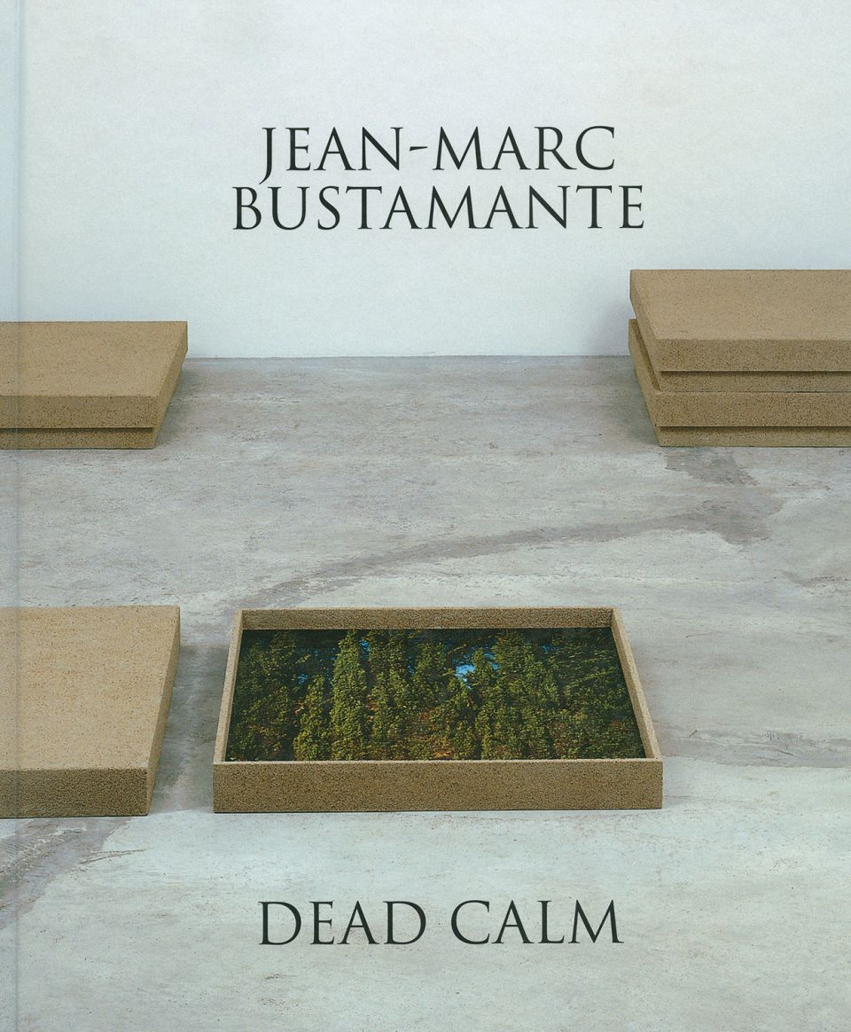 Front cover of 'Jean-Marc Bustamante: Dead Calm'