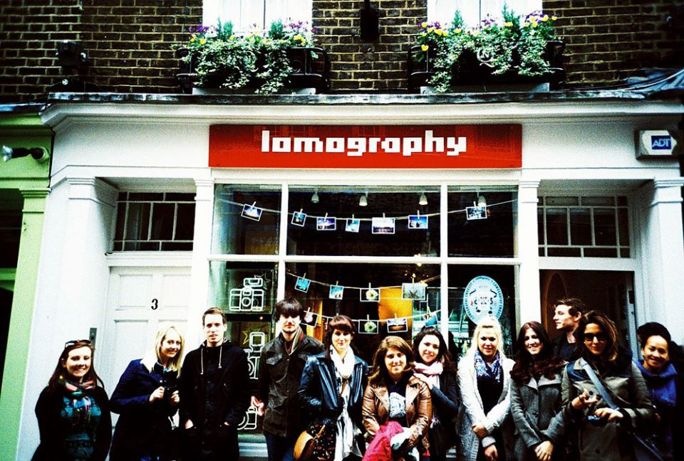 Lomography workshops 1