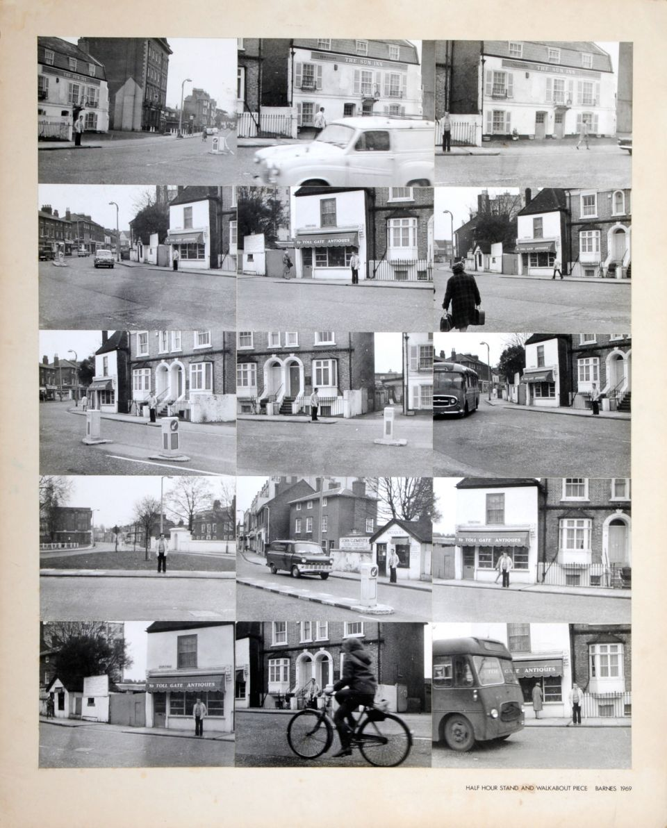 Bruce mcleans half hour stand and walk about piece 1969 bruce mclean half hour stand and walk about piece 1969 fandeluxe Images