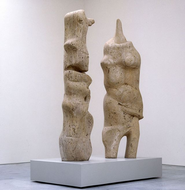 Out of the Block: Henry Moore Carvings