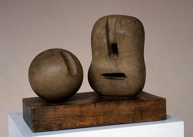 Exploring Materials - Henry Moore's Early Carvings