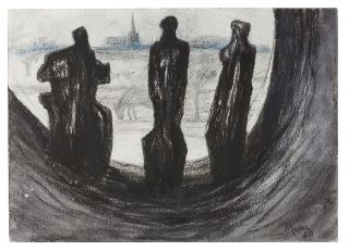 The Sculptor's Drawing: Henry Moore