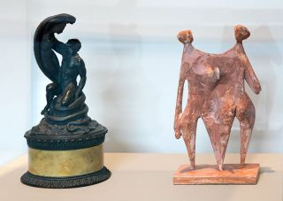 'Couplets: The Dualities of Sculpture': Gallery Tour and Discussion