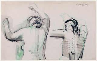 Open Archive: Henry Moore's Drawings, the Early Years