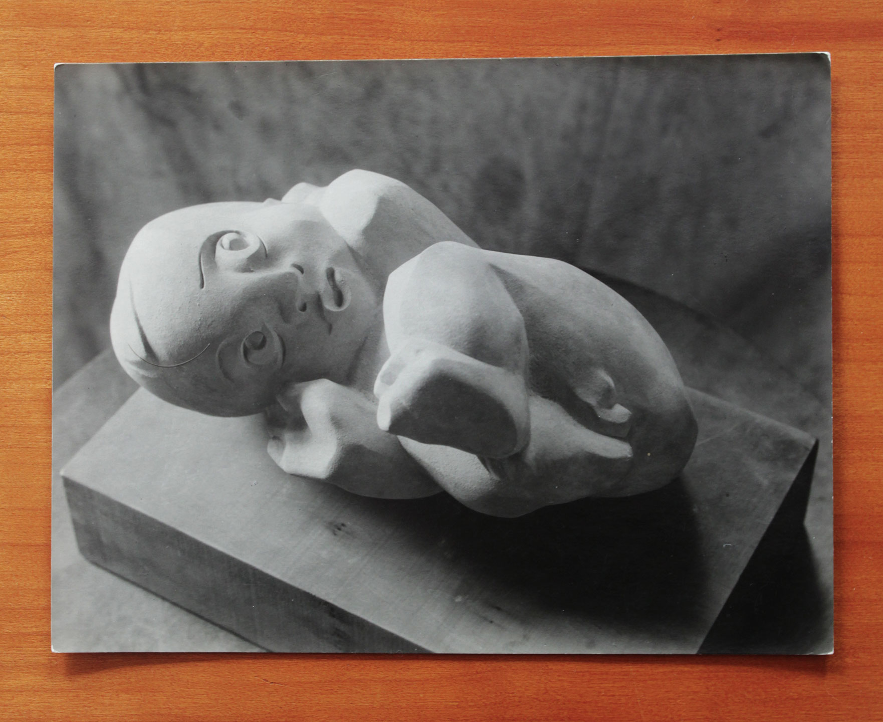 Gertrude Hermes, vintage photograph of 'Baby' (1932)
