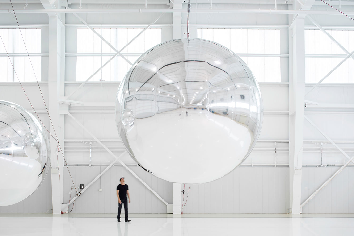 Trevor Paglen, Prototype for a Nonfunctional Satellite (Design 4; Build 4), 2013, mixed media