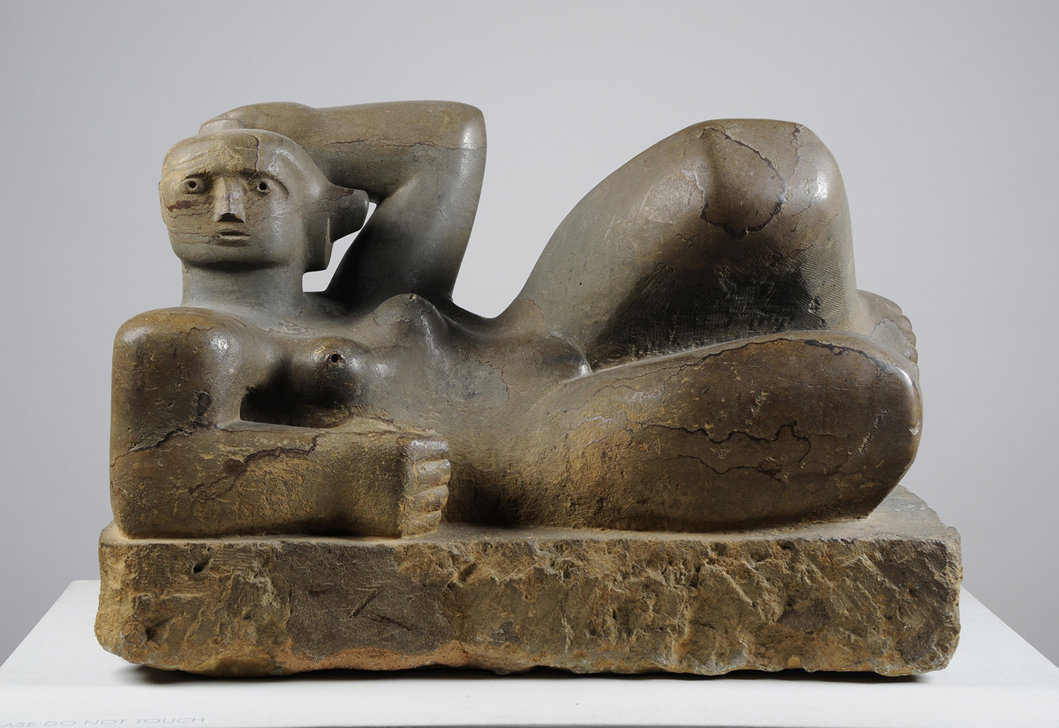 Henry Moore Reclining Figure 1929 (LH 59)