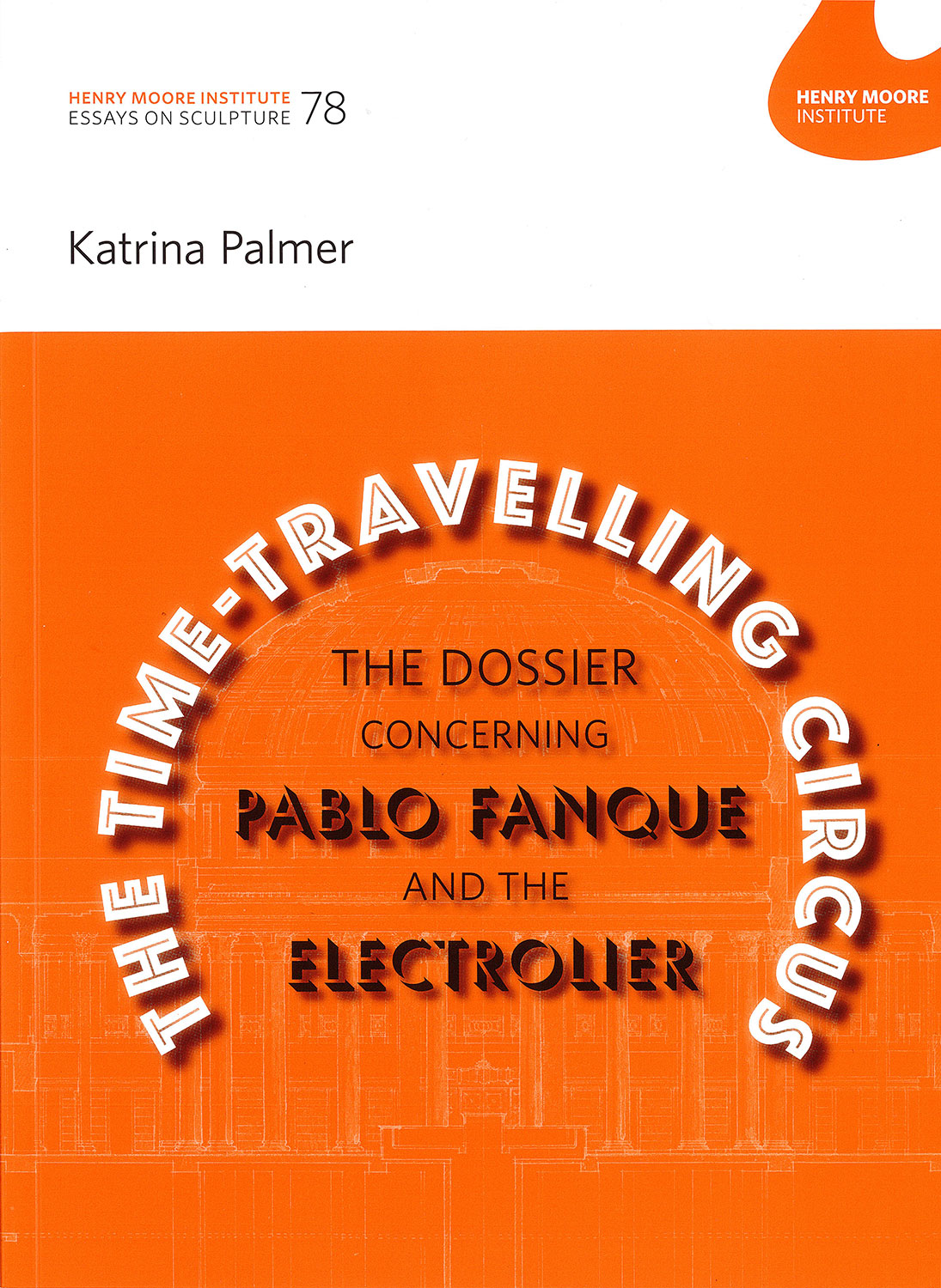 Cover of Katrina Palmer: The Time Travelling Circus (essay 78)