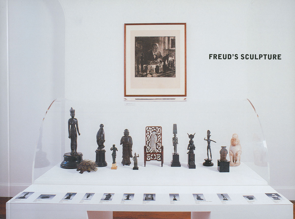 Freud's Sculpture cover