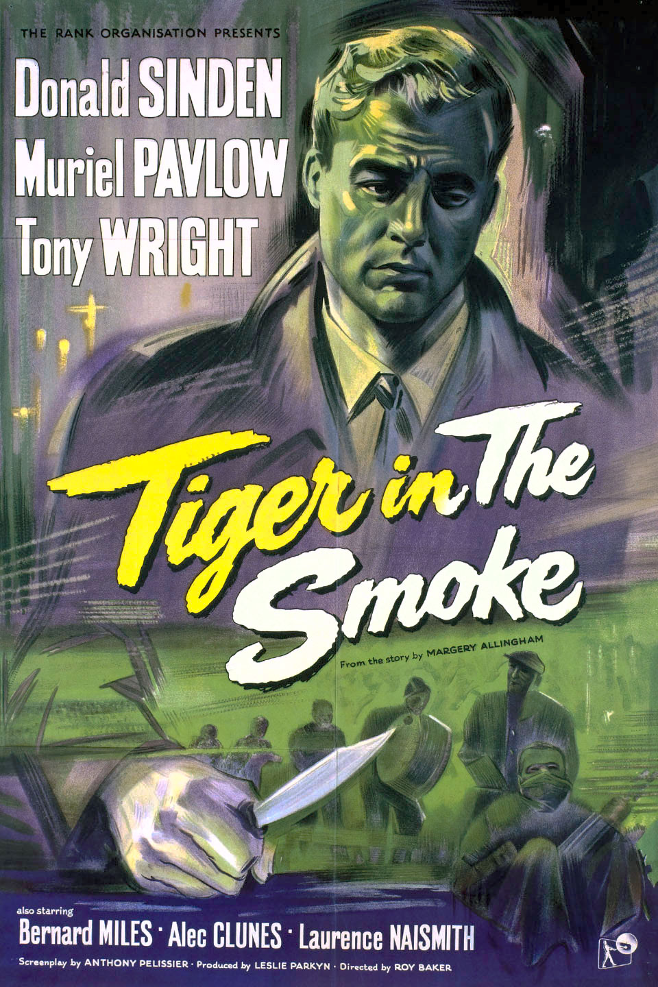 Tiger in the Smoke