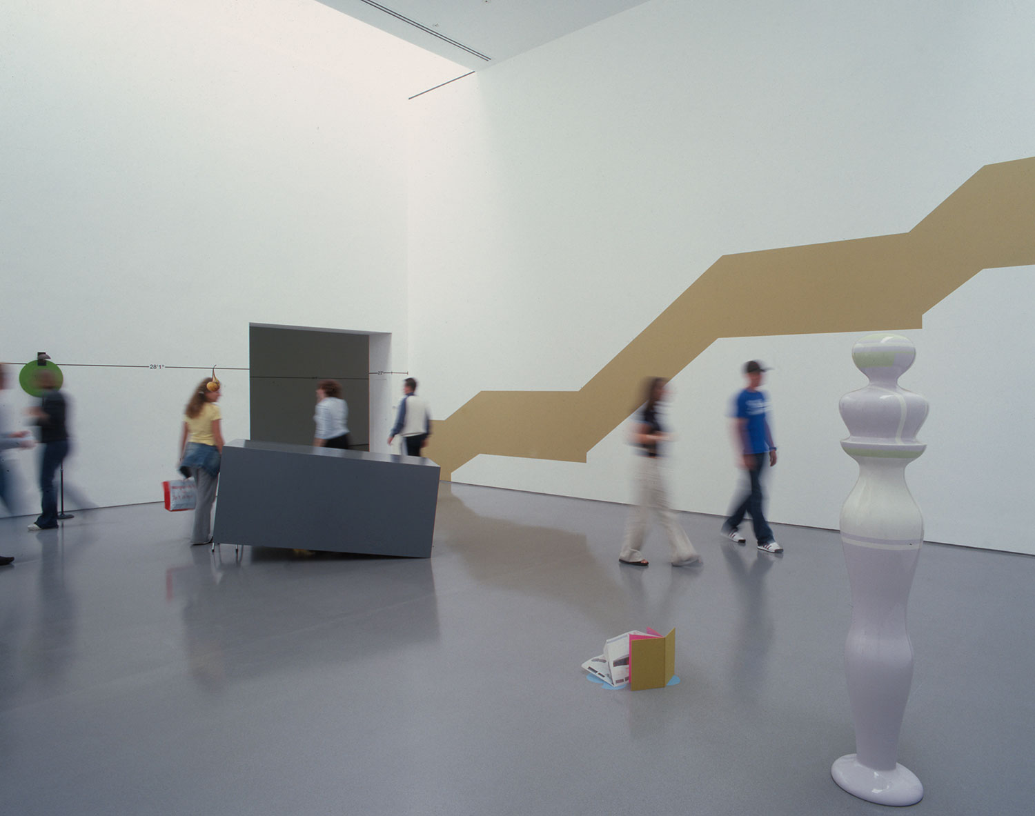 Installation view of The Object Sculpture 2