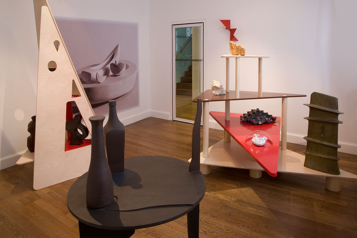 Installation view of kissingcousins 1
