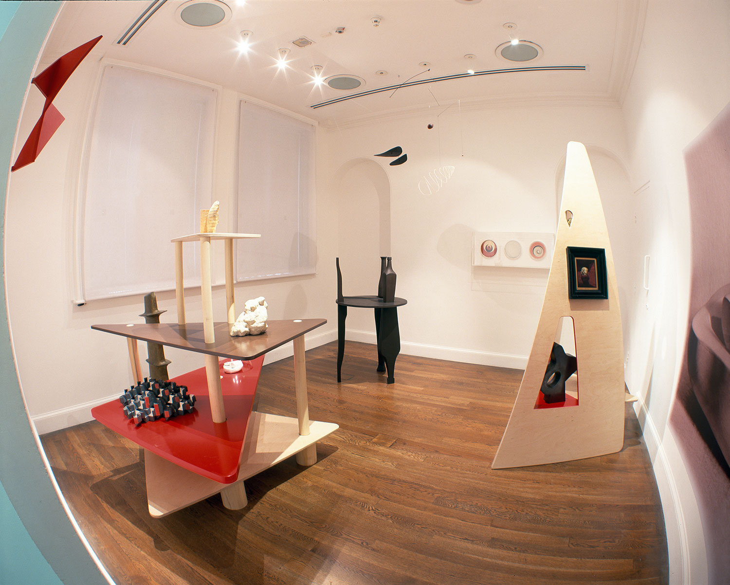 Installation view of kissingcousins 5