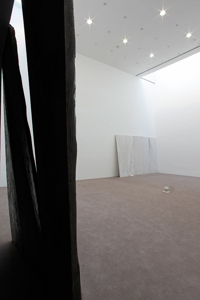 Michael Dean installation view 10