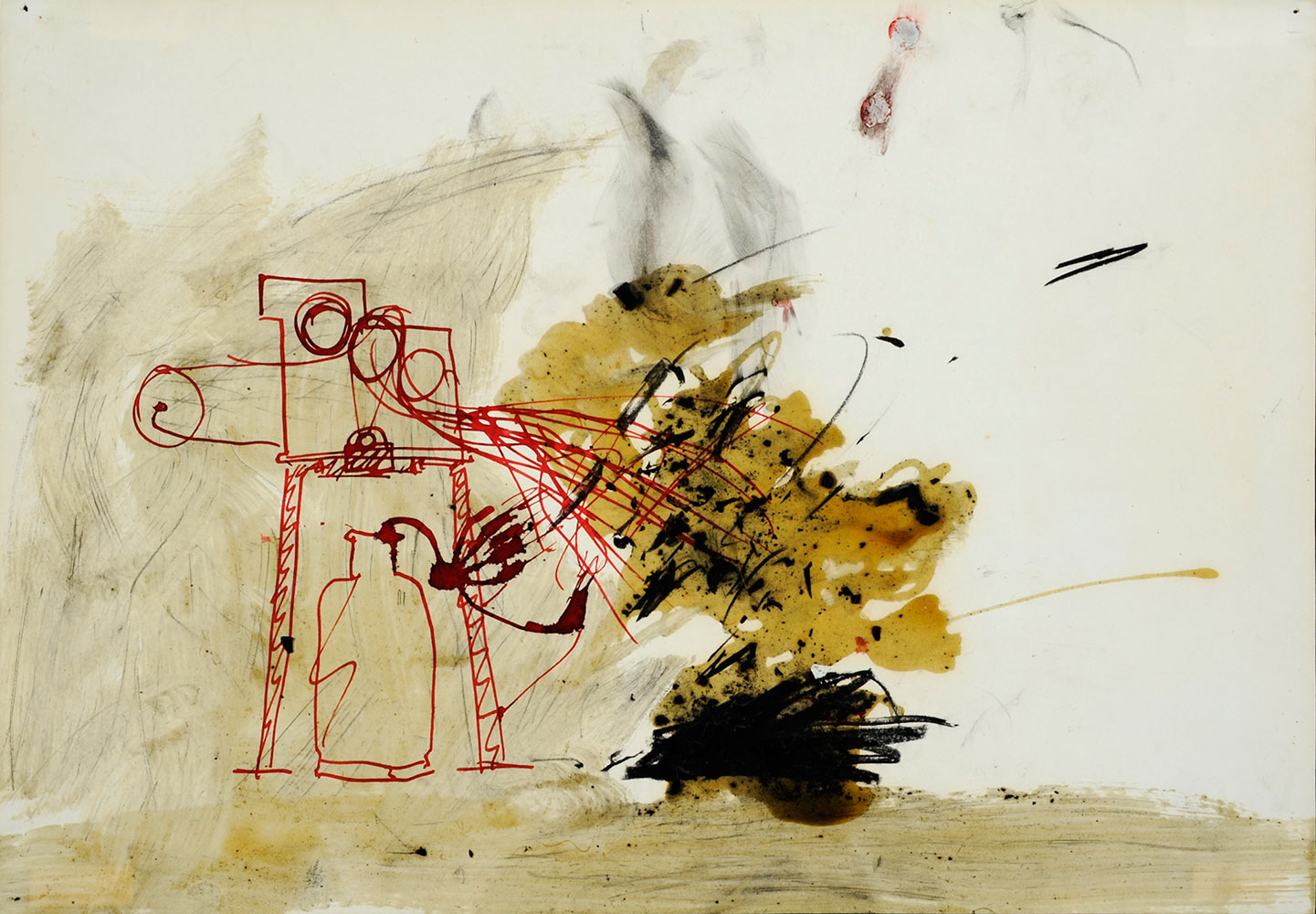 Stephen Cripps, Untitled drawing (2)