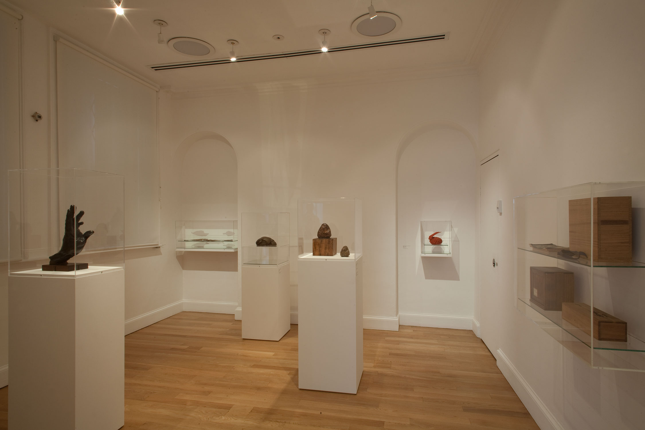 Installation view of A Study of Modern Japanese Sculpture (3)