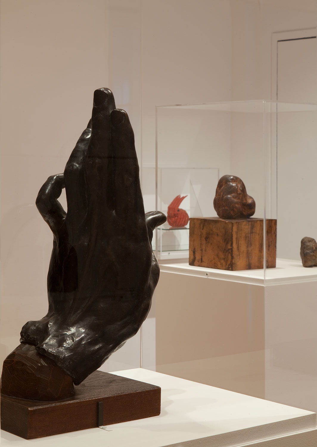 Installation view of A Study of Modern Japanese Sculpture (4)