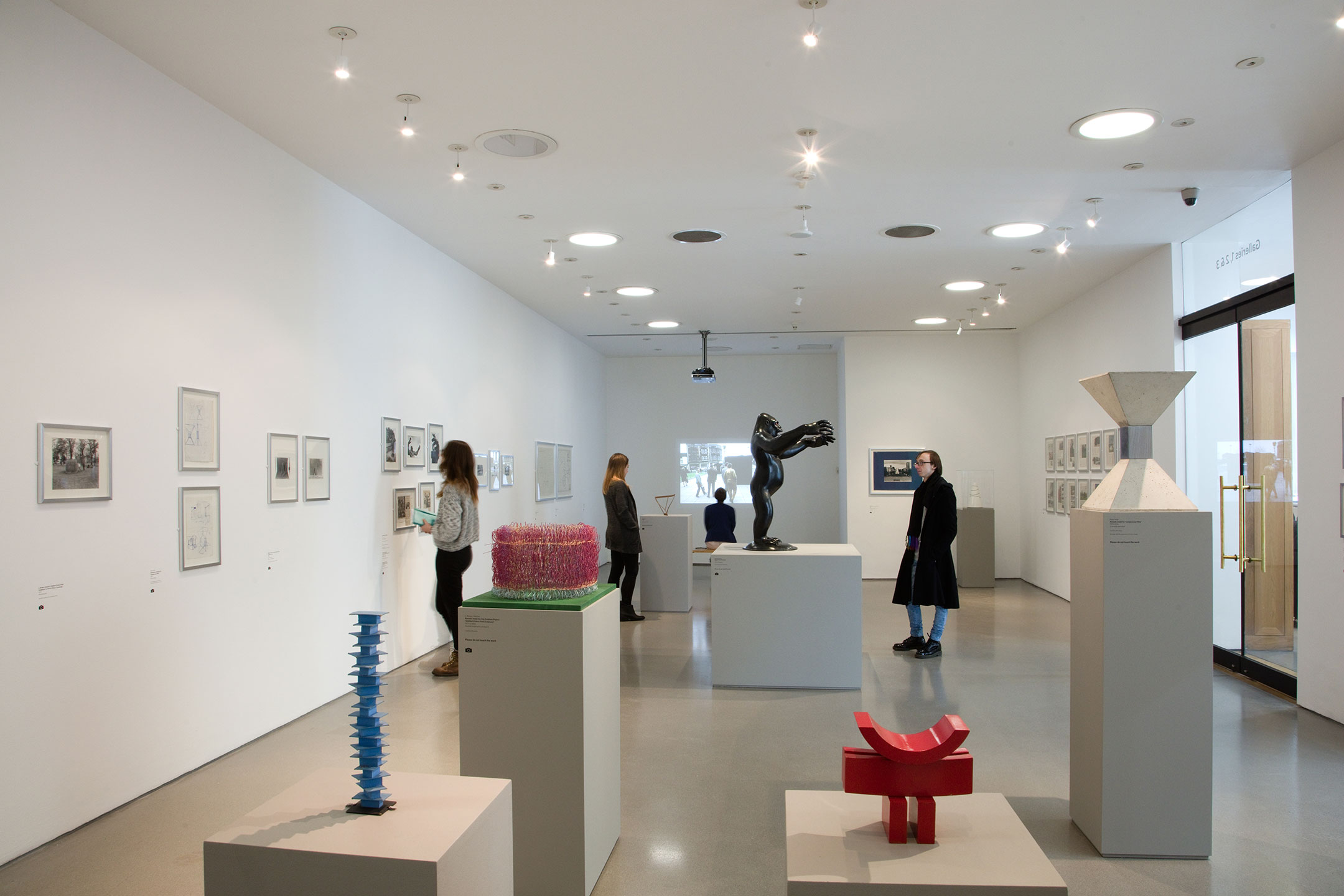 Installation view of Gallery 1 (2)