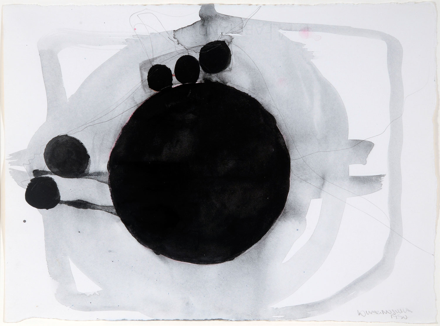 Lucia Nogueira Untitled 1989-92 (circle)
