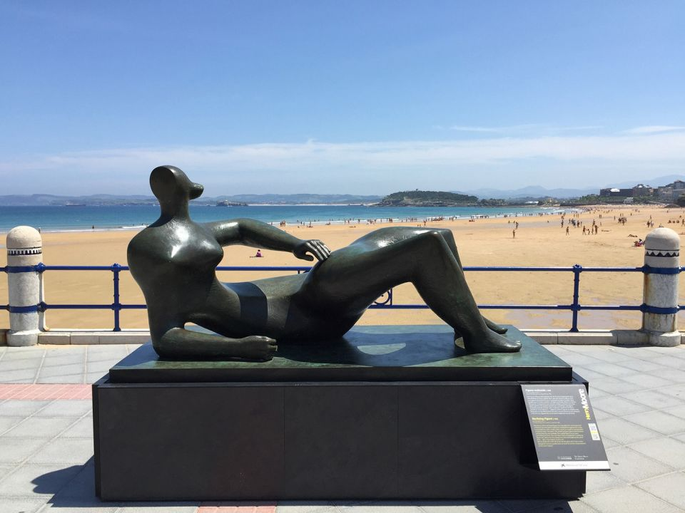 Henry Moore in Spain: one of our touring exhibitions