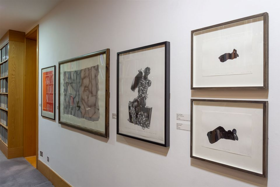 Installation view of Ideal Standard Forms 3