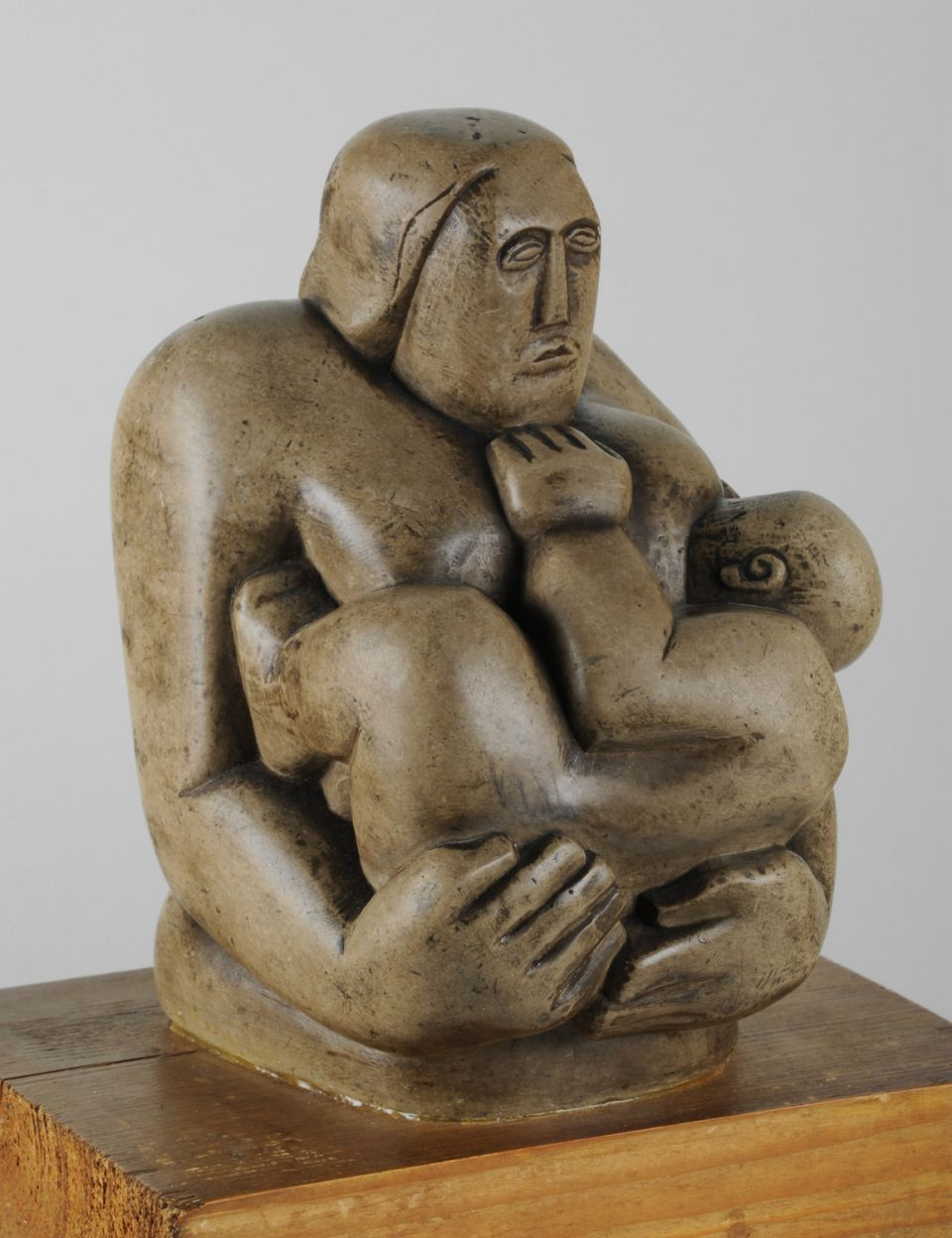 Henry Moore Maternity 1924 (LH 22)