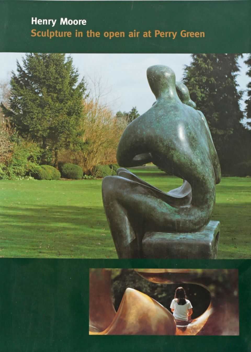 Henry Moore: Sculpture in the Open Air