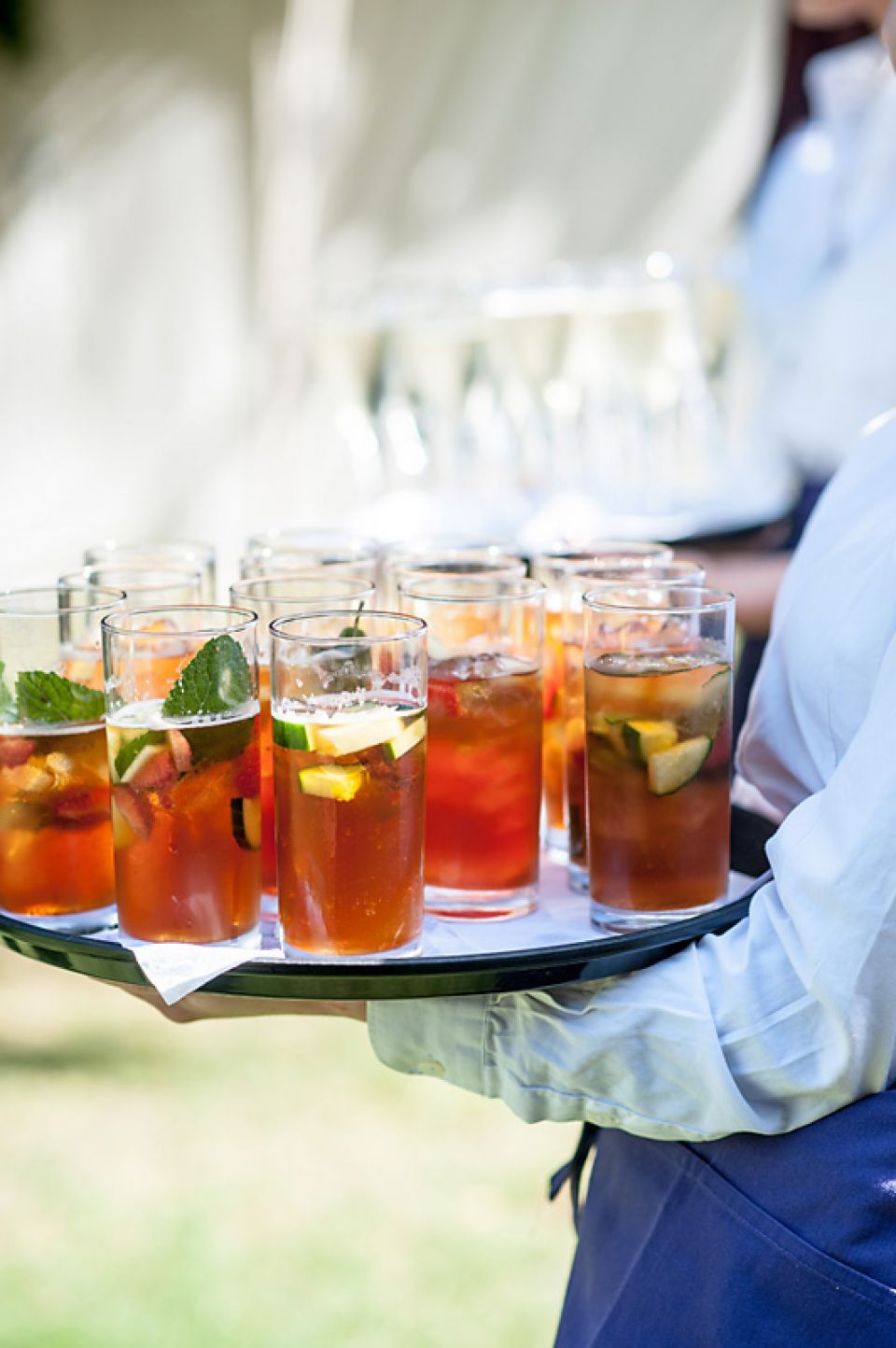 Pimms for your party