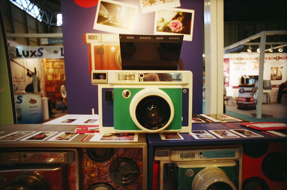 Lomography workshops 2